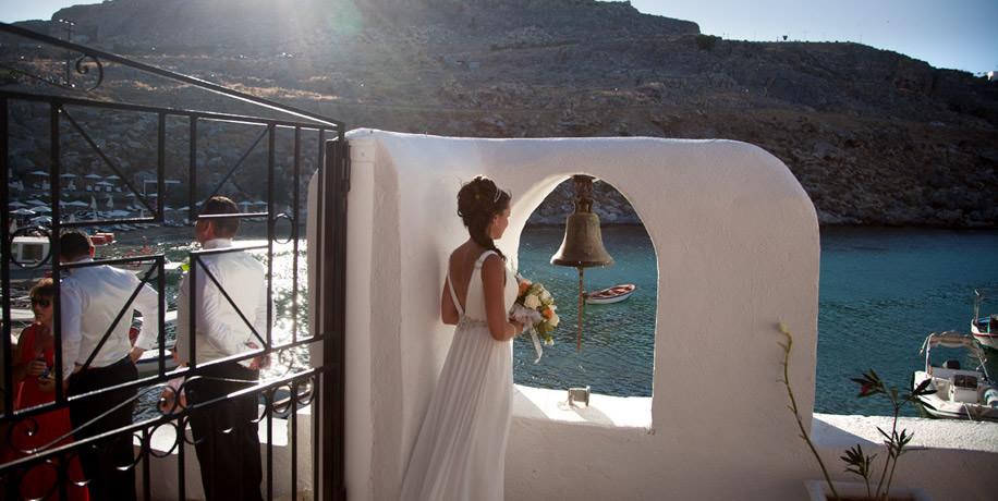 Lindos Weddings In Rhodes Rhodos Rodos Rodi Greece